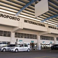 Photo taken at Aeroporto Internacional de Florianópolis / Hercílio Luz (FLN) by 'Maikel  on 10/6/2012