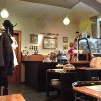 Photo taken at Café Lounge by Darek on 4/30/2013