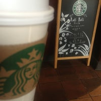 Photo taken at Starbucks by Laura S. on 7/7/2013
