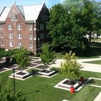 Photo taken at Pittsburg State University by Gutenberg B. on 8/19/2014