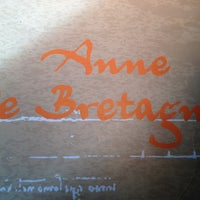 Photo taken at Anne de Bretagne by Juliana N. on 12/23/2012