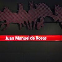 Foto tomada en Estación Juan Manuel de Rosas - Villa Urquiza [Línea B] por Cintia Alexa A. el 8/21/2013