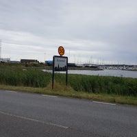 Photo taken at Öckerö by Katarina B. on 7/21/2017