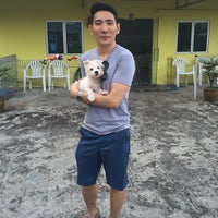 Photo taken at Pasir Ris Pet Farm by Kenneth T. on 1/3/2015