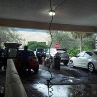 Photo taken at Simoniz Car Wash by Jello 🚲 on 12/30/2012