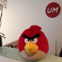 Photo taken at UM (Universal McCann) by Matt P. on 3/14/2014