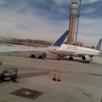 Photo taken at Gate D52 by Hansy s. on 5/21/2013