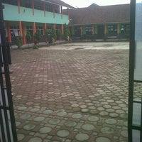 Photo taken at SMPN 1 SUMEDANG by Fauziyah F. on 11/15/2012