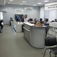 Photo taken at Цифровой копировальный центр «Восстания, 1» by Sergey G. on 2/23/2013