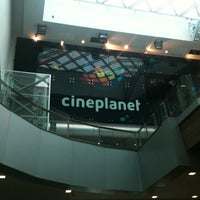 Foto tomada en Cineplanet por Gonzalo V. el 10/20/2012