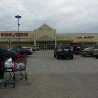 Photo taken at Winn-Dixie by Abraham W. on 1/5/2013