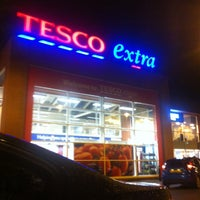 Photo taken at Tesco by Dorothy on 10/6/2015