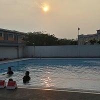 Photo taken at Sri KDU Swimming Pool by Jack J. on 3/24/2014