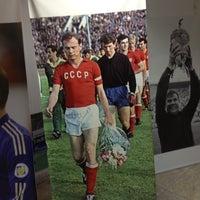 Photo taken at Российский футбольный союз by Vlad R. on 5/15/2013