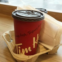 Photo taken at Tim Hortons by Neil T. on 5/1/2016