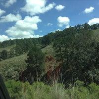 Photo taken at Camino A Chignahuapan by Carlos C. on 8/2/2013