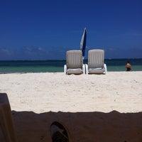 Photo taken at Playa by Carlos C. on 6/10/2016
