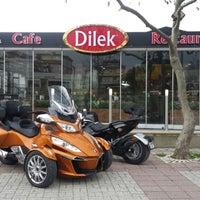 Photo taken at Kumburgaz Dilek Pasta Cafe & Restaurant by muhammet b. on 12/20/2014