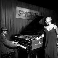 Photo taken at Smoke Jazz & Supper Club by Gulnara on 9/24/2017