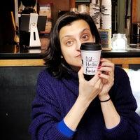 Das Foto wurde bei Birch Coffee von Gulnara am 2/16/2018 aufgenommen