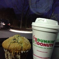 Photo taken at Dunkin' Donuts by Ashley on 12/1/2012