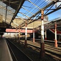 Photo taken at Platform 5 by Ian V. on 11/11/2012