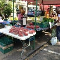 Photo taken at Kings Norton Farmers' Market by Ian V. on 7/13/2013