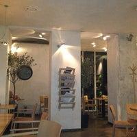 Photo taken at Mistral Café Restaurant by Mariia on 12/27/2012