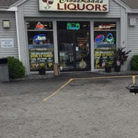 Photo taken at Crossroad Liquors by Ben C. on 7/1/2016