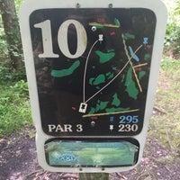 Photo taken at Borderlands State Park Disc Golf by Ben C. on 7/1/2016