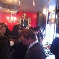 Photo taken at L'ardoise gourmande by Lulu on 11/11/2012
