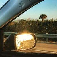 Photo taken at Florida's Turnpike & Okeechobee Rd (SR-70) by Thiago C. on 4/7/2015