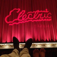 Photo taken at Electric Cinema by Alvin on 3/5/2013