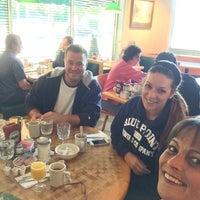 Photo taken at John Papas Cafe by Carol V. on 9/14/2014