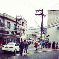 Foto tirada no(a) Rua Teresa por Marcelo B. em 11/17/2012