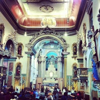 Photo taken at Old Basilica of Our Lady Aparecida by Marcelo B. on 7/9/2013