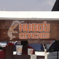 Photo taken at Hugo's Ceviches by Andrés on 4/7/2013