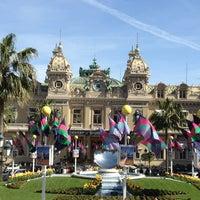 Photo taken at Casino de Monte-Carlo by Oxana on 4/10/2013