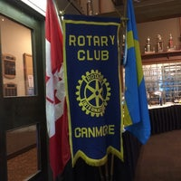 Photo taken at Canmore Golf & Curling Club by Aydin O. on 8/27/2014