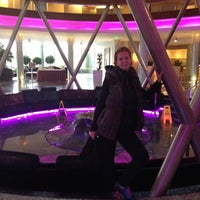 Photo taken at Spirit Hotel - Spa процедуры by Aleksandra on 11/5/2012
