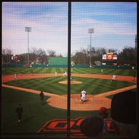 Photo taken at Allie P. Reynolds Baseball Stadium by Hannah S. on 4/20/2013