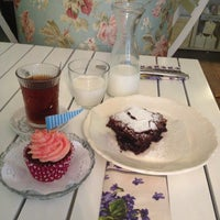 Photo taken at The Cupcakery by Günce on 10/17/2012