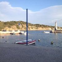 Photo taken at Ναυτικος Ομιλος Ταξιαρχης Σαλαμινας by MandY™ on 4/20/2014