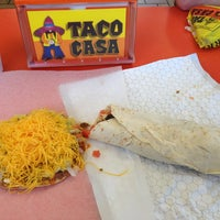 Photo taken at Taco Casa by Shawn W. on 7/21/2013