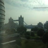 Photo taken at 3 More London Riverside by Lola on 7/22/2013