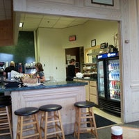 Photo taken at Cafe At Sixty-One-Hundred by Kelley on 4/7/2014