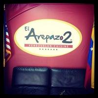 Photo taken at El Arepazo 2 by Rafael A. on 5/23/2013