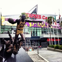 Photo taken at STAPLES Center by Rafael A. on 7/21/2013