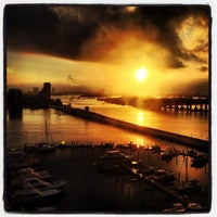 Photo taken at Miami Marriott Biscayne Bay by Rafael A. on 12/11/2012