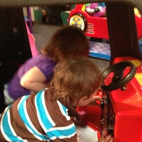 Photo taken at Chuck E. Cheese's by Stoney B. on 3/2/2013